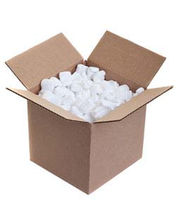 Ask Mr. Sage: Why FBTS Uses Foam Packing Peanuts & How to Reuse Them