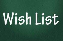 Quick Digs: Using the FBTS Wish List Gift Registry